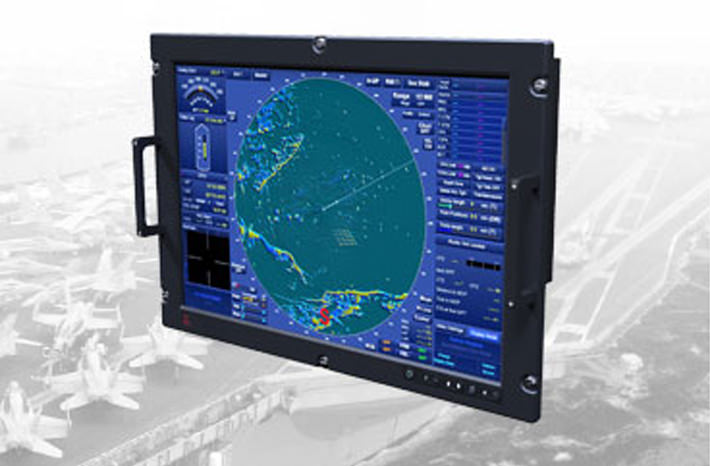 Rugged Displays Military