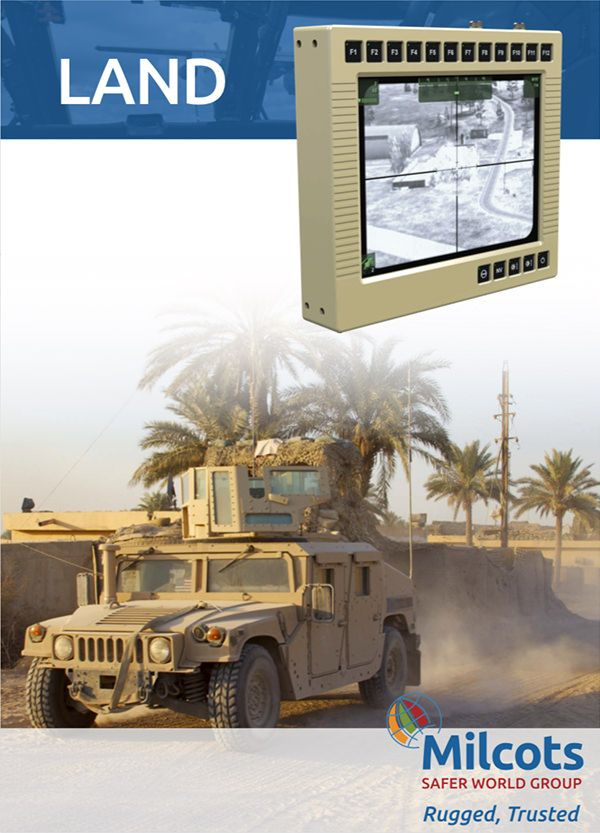 Rugged Mobile Computer Land based solutions