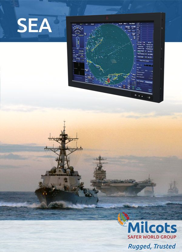 Rugged Computer Sea based solutions